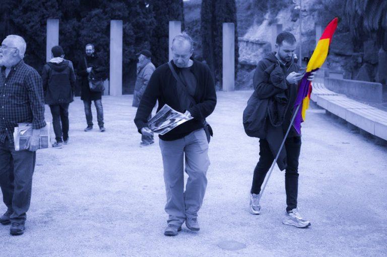 08 Acto de homenaje a los fusilados en el Fossar de la Pedrera (2020)